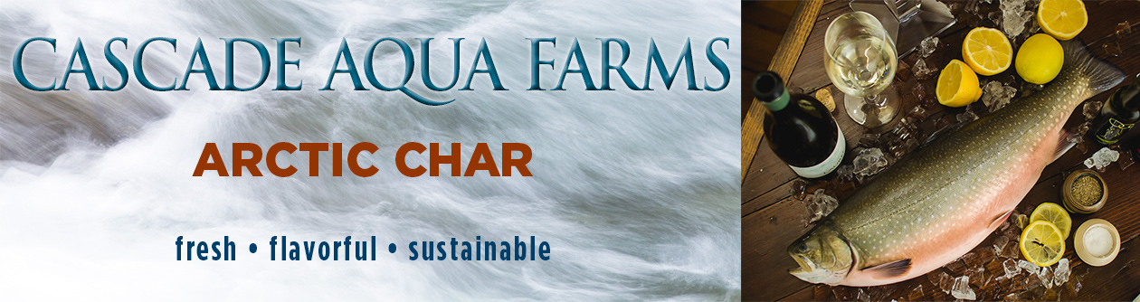 Cascade Aqua Farms banner
